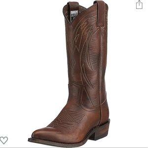 Dark Brown Frye Women's Boots